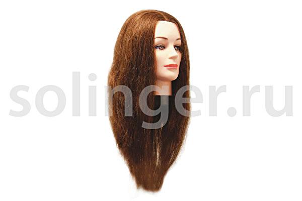 Профессиональная голова для причесок натуральный волос цена
